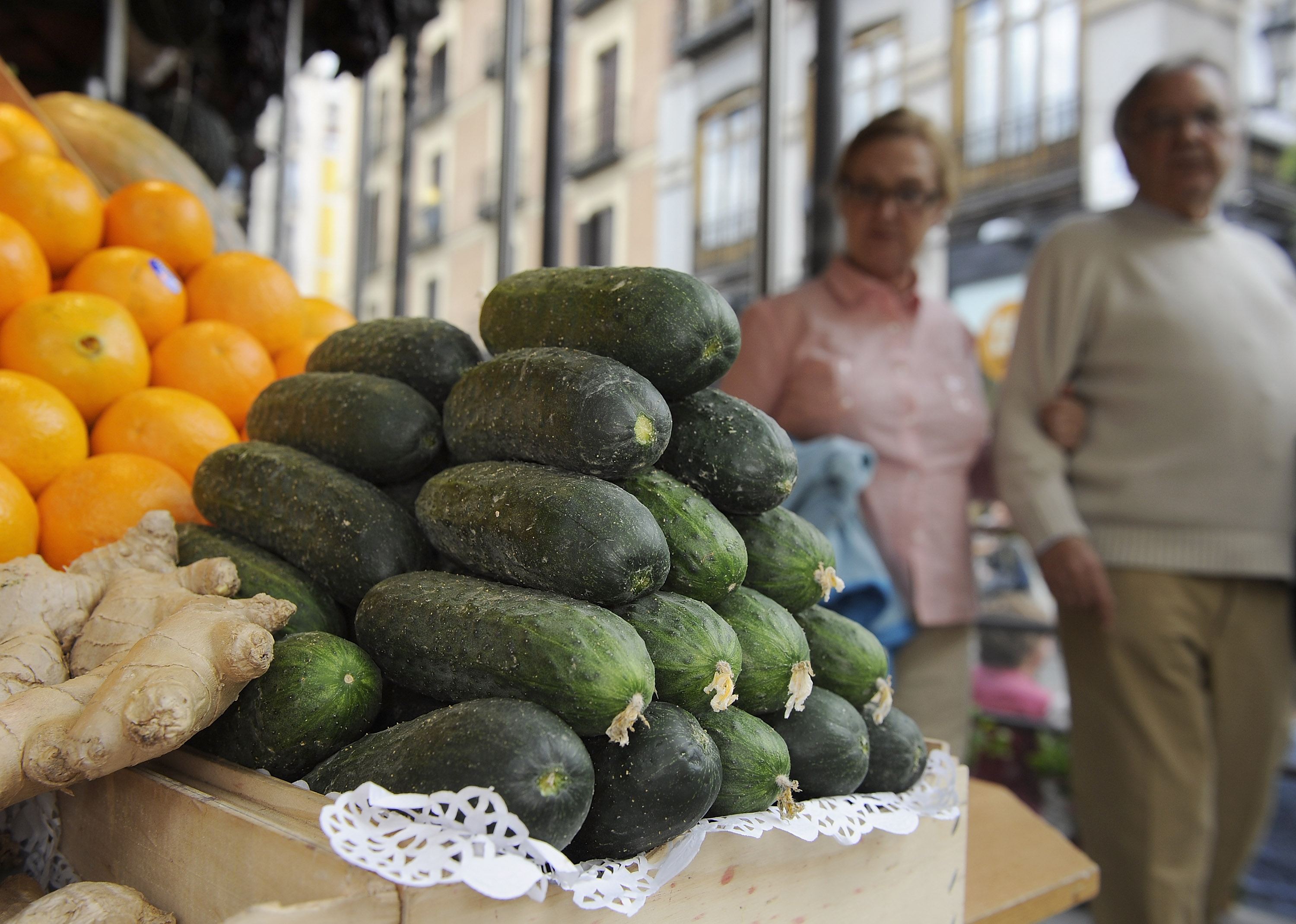 A Massive Salmonella Outbreak Linked to Cucumbers Has Spread to 39 States