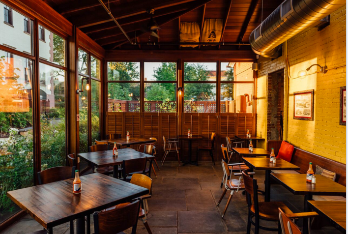 Bayou Bakery, Coffee Bar & Eatery at Hill Center