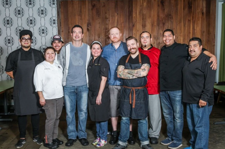 Houston Chef Roundup at Green Eggs & Kale Media Day