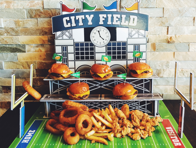 Burger Stadium at Chomp Eatery, Santa Monica