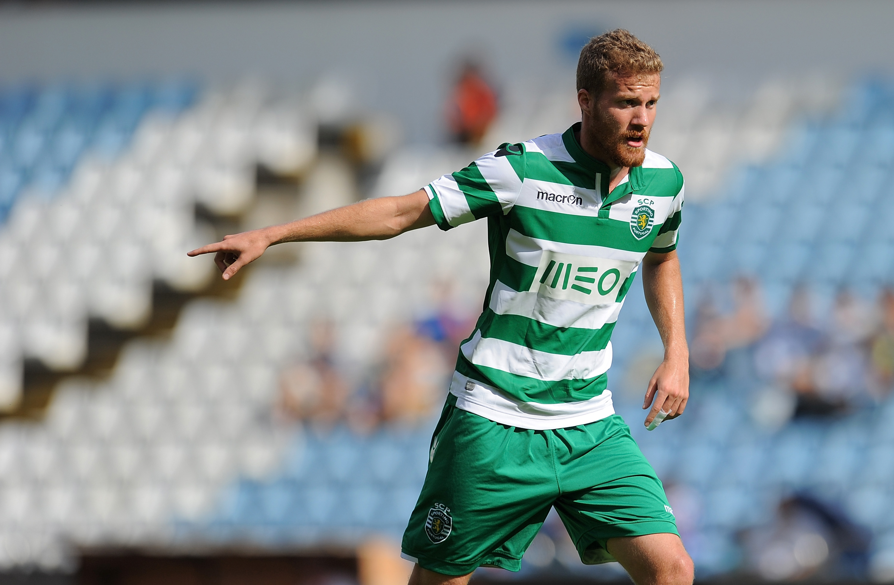 Former Sporting KC midfielder has been loaned to Vitoria SC