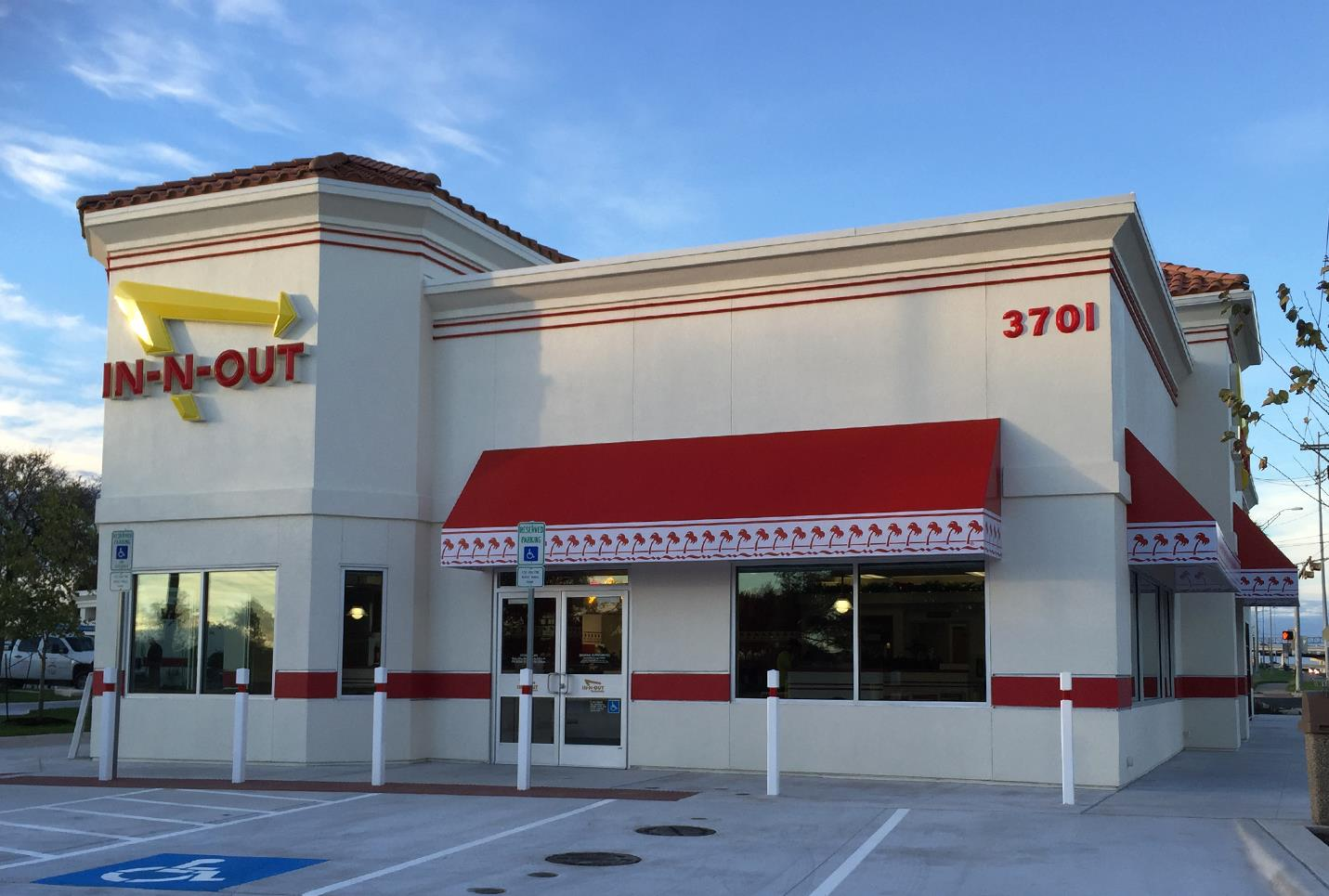 In-N-Out Burger on South Lamar
