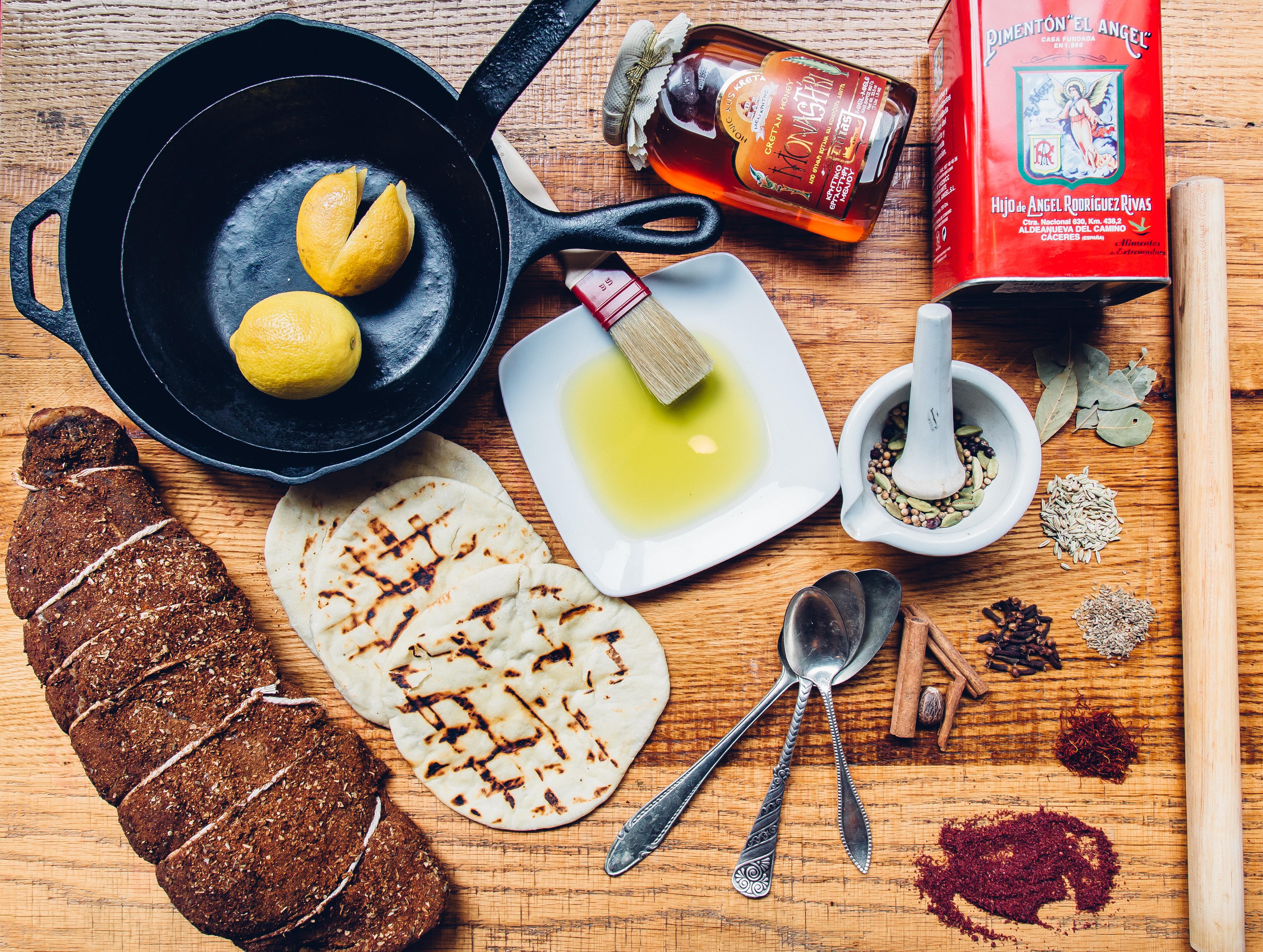 Bobby Saritsoglou's Chef Reveal