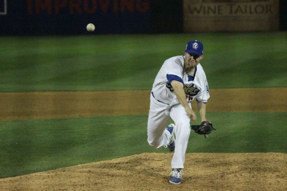 Jacob Rhame struck out 70 batters in 57 innings in 2015 between Class-A Rancho Cucamonga and Double-A Tulsa.