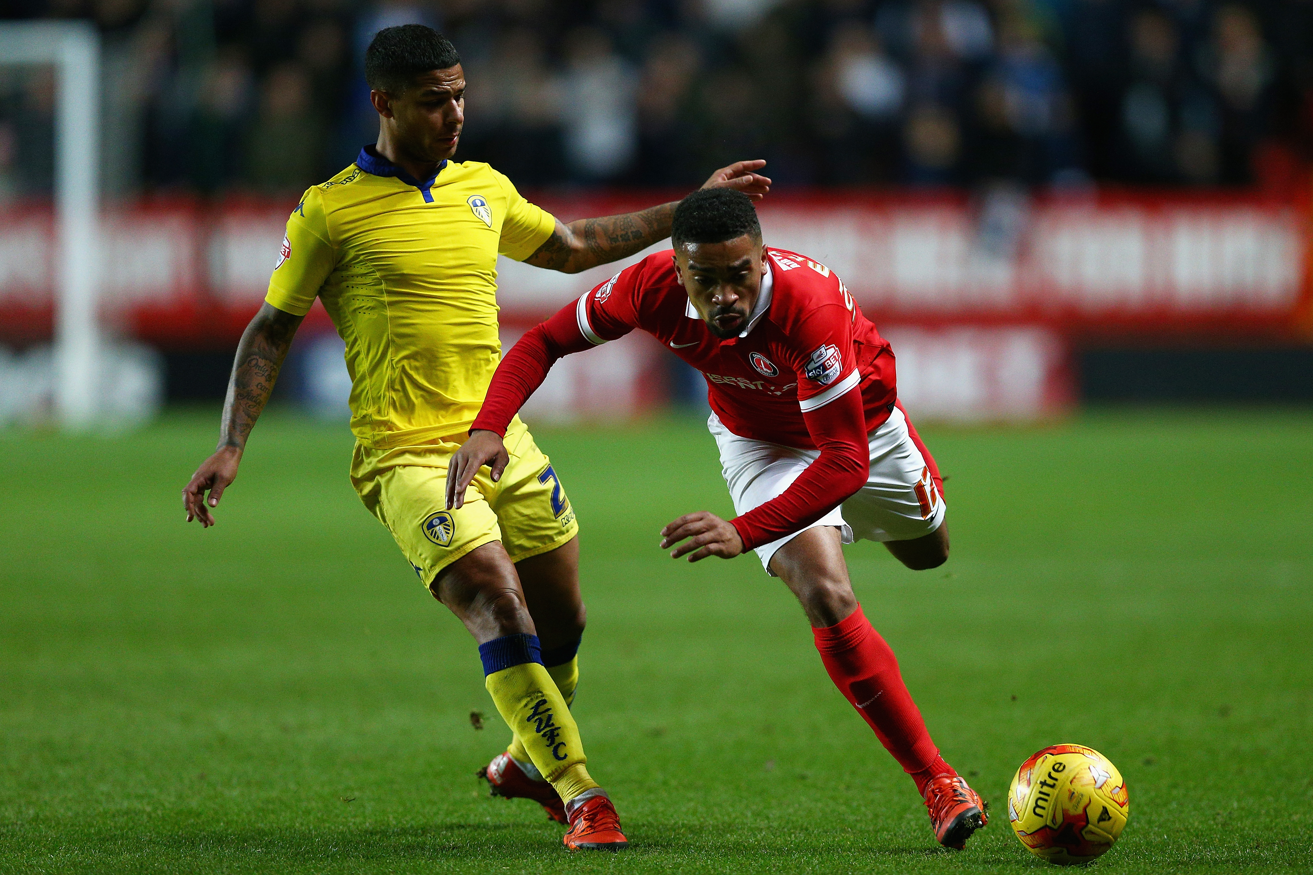 Will Liam Bridcutt (pictured left) and Toums Diagouraga be enough for Leeds in 2016?