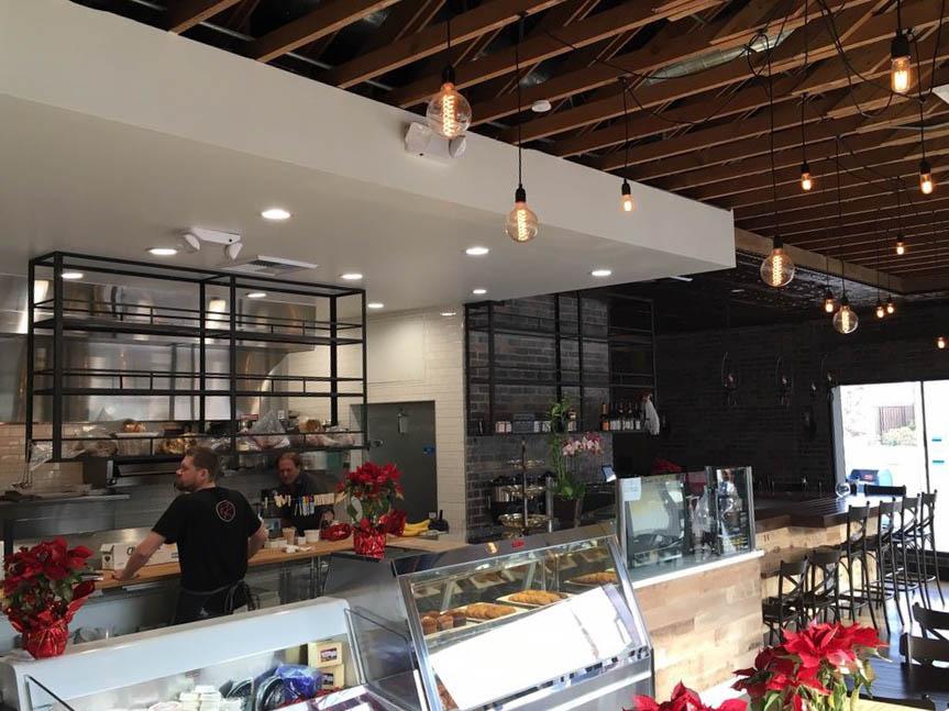 Rustic Kitchen Market & Cafe, Mar Vista