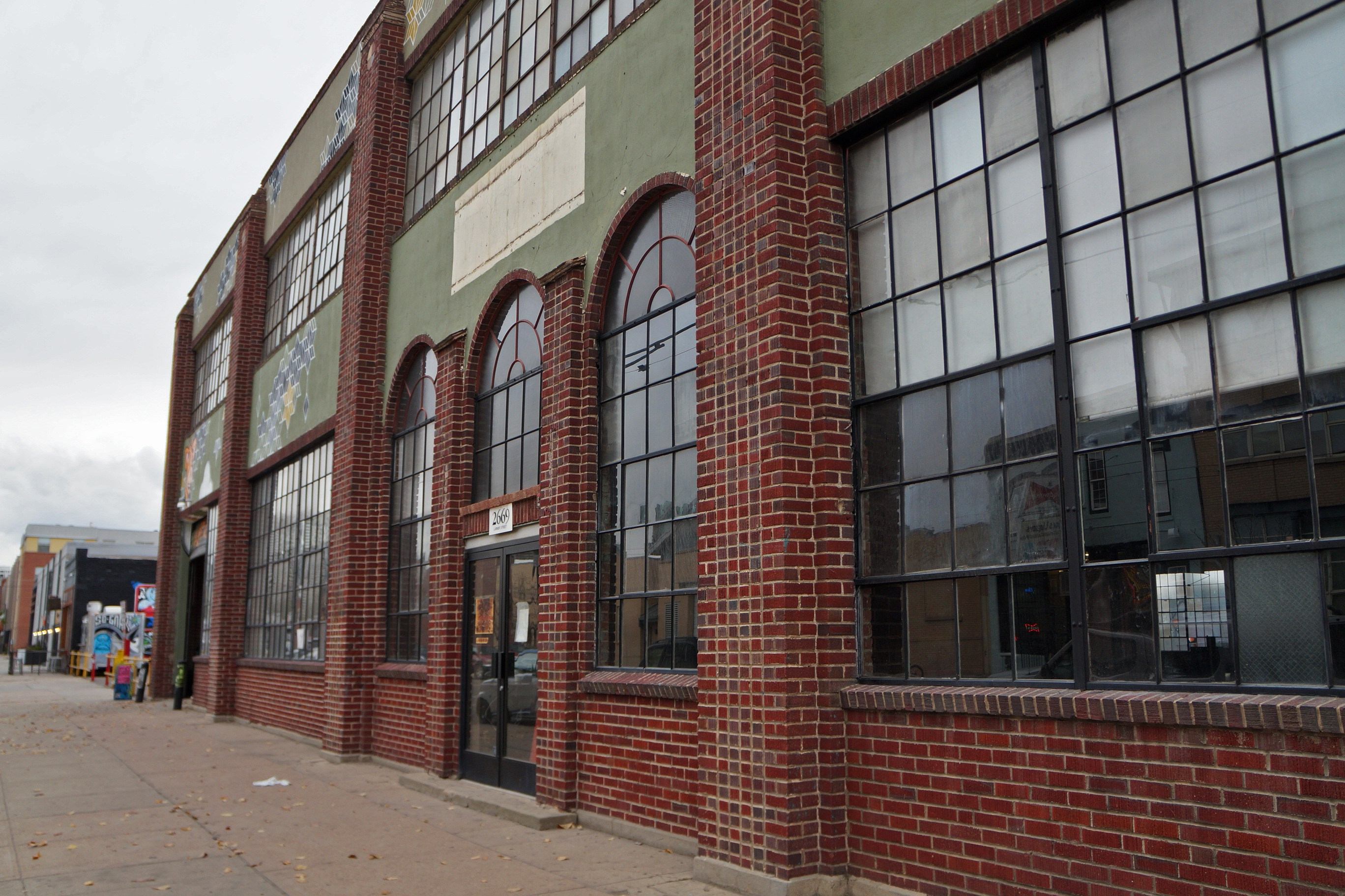 Future home of Central Market