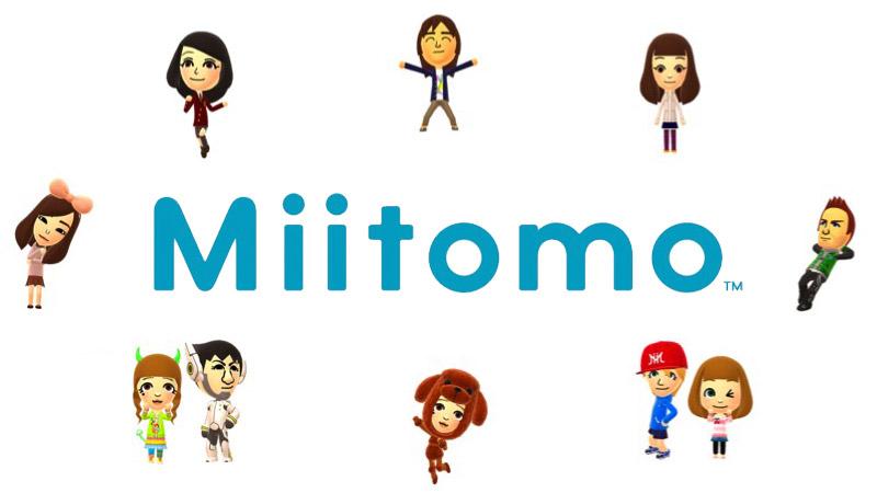 Nintendo to launch mobile app Miitomo, My Nintendo rewards program in March