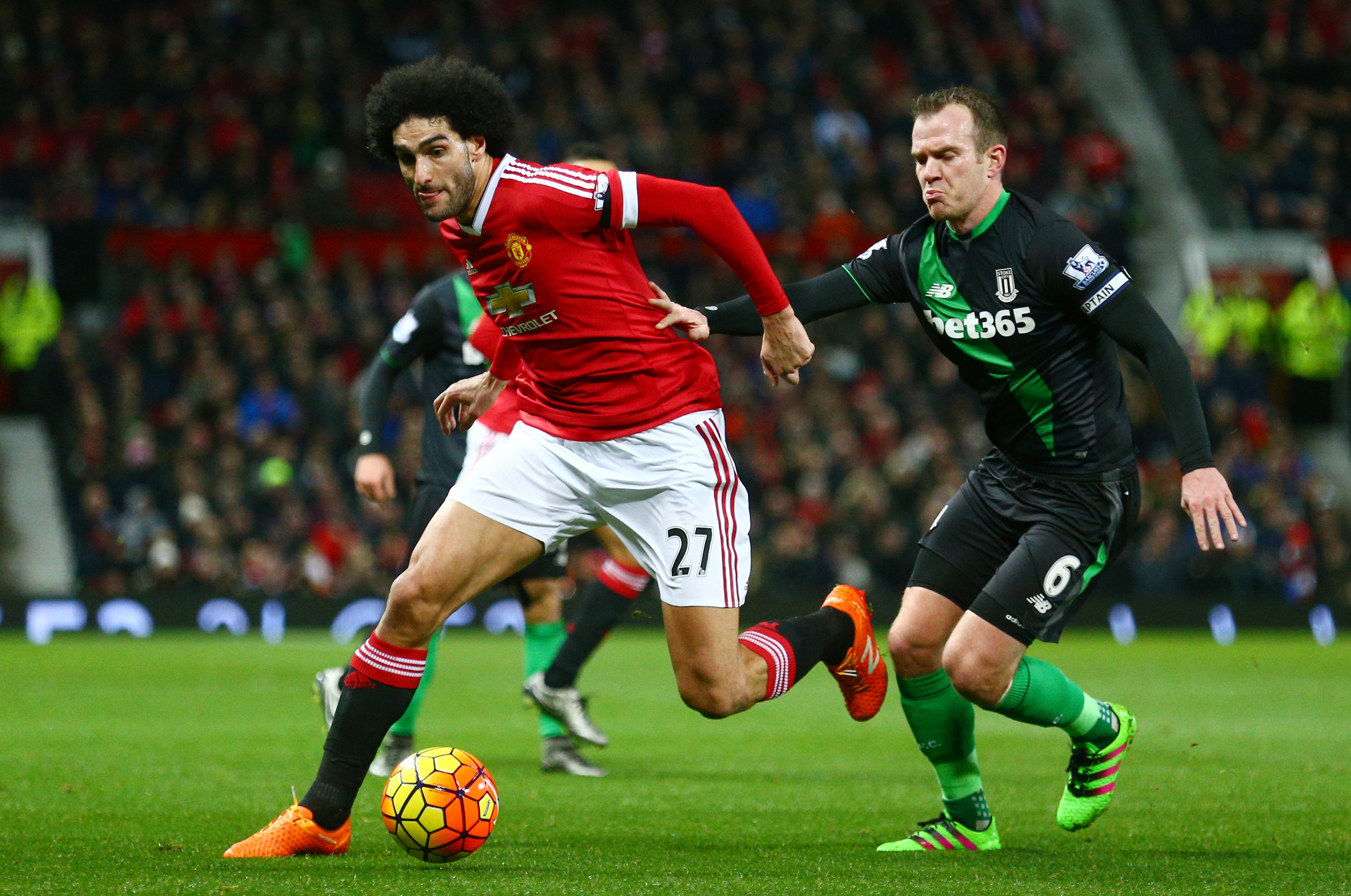 Player Ratings: Manchester United 3-0 Stoke City