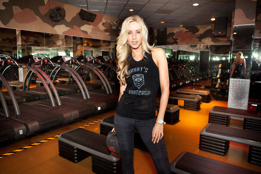 2012 Racked Hottest Trainer contestant, Astrid McGuire