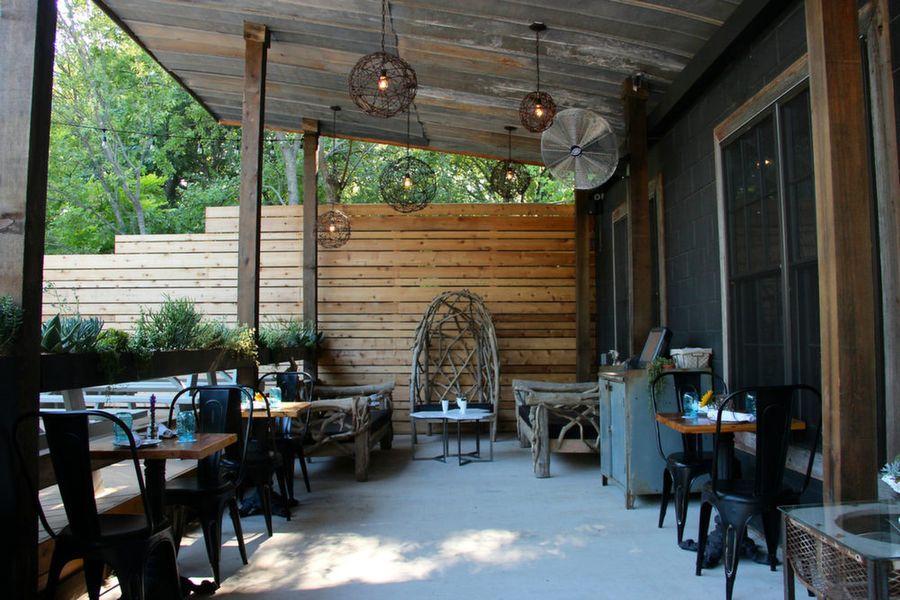 Jacoby's patio