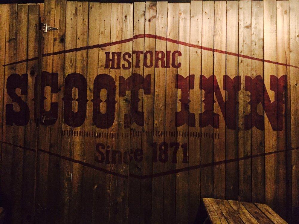 Scoot Inn, the future home of Vic & Al's
