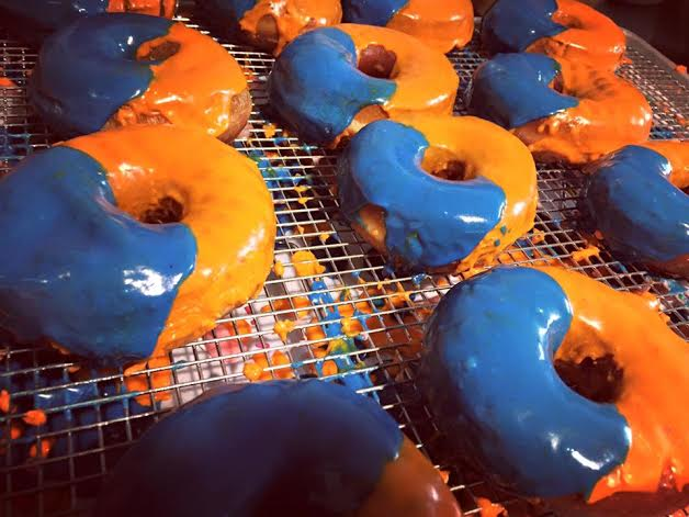 Glazed and Confuzed Doughnuts