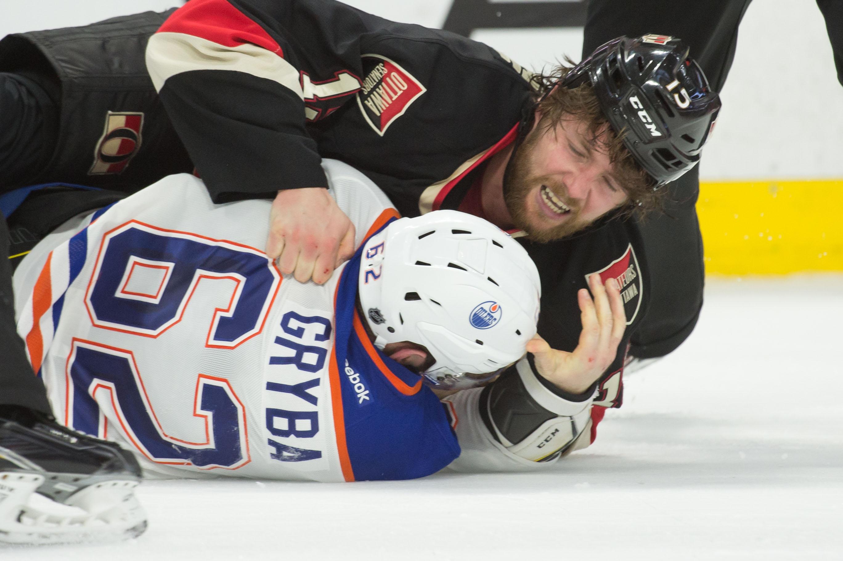 """No, YOUR beard looks like crap!"""