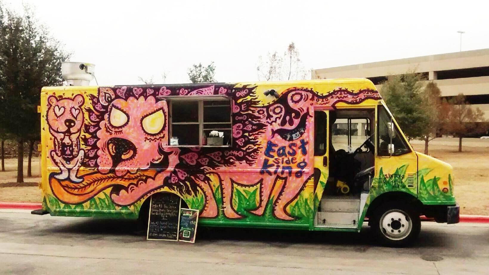 East Side King's truck
