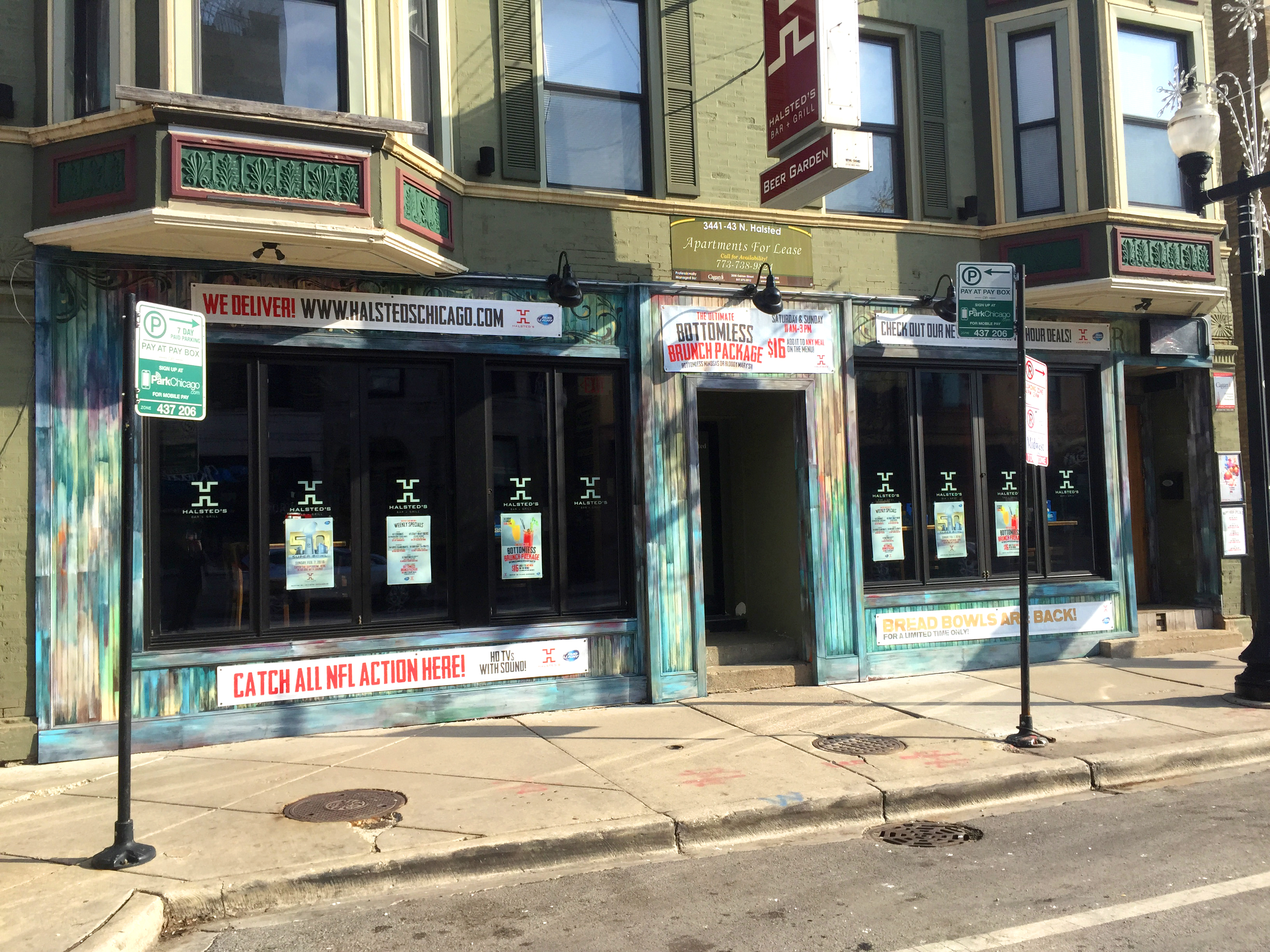 Halsted's Bar+Grill