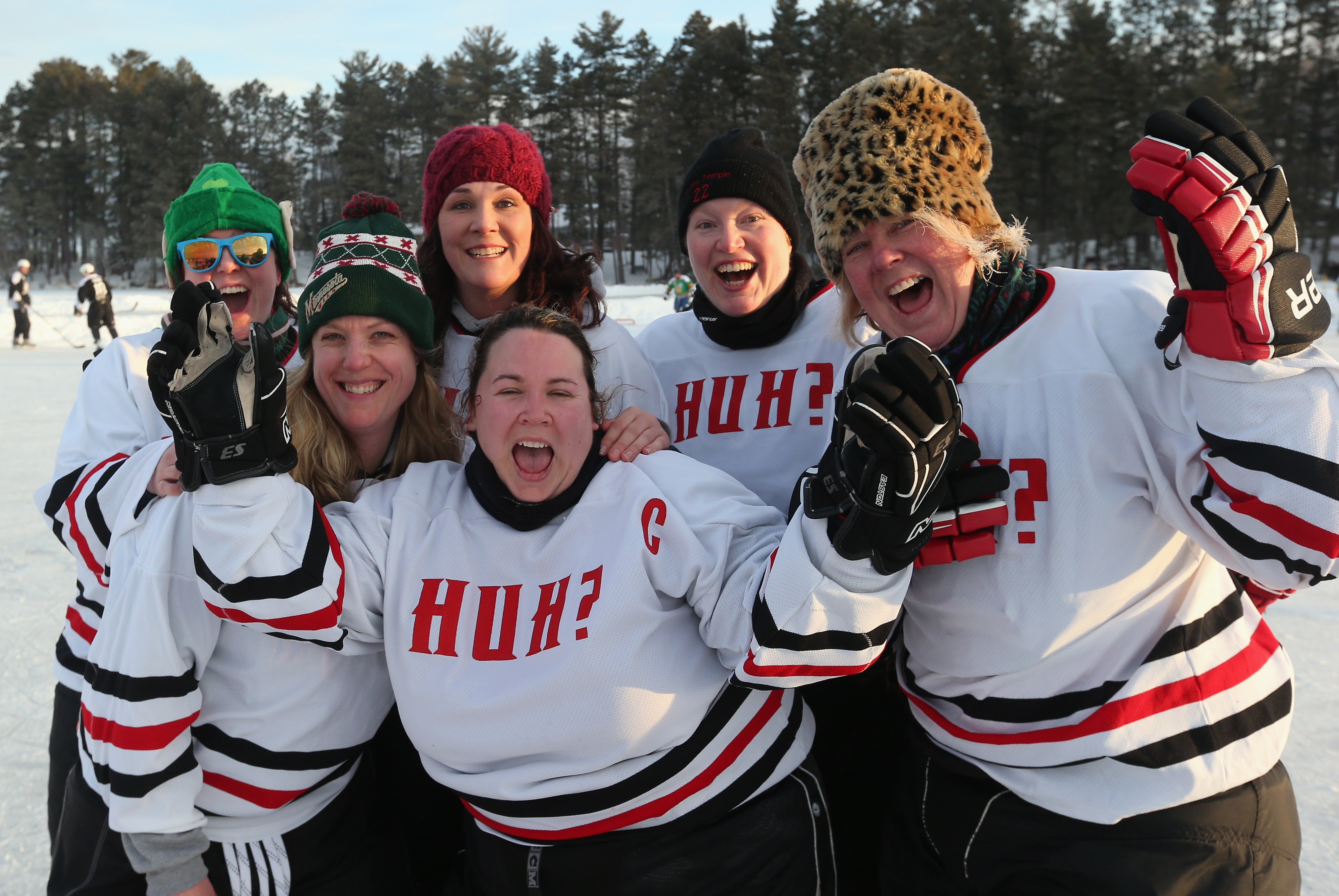 The State of Hockey may not be at its best lately, but Hockey Day Minnesota is always a great day to celebrate the game you love.