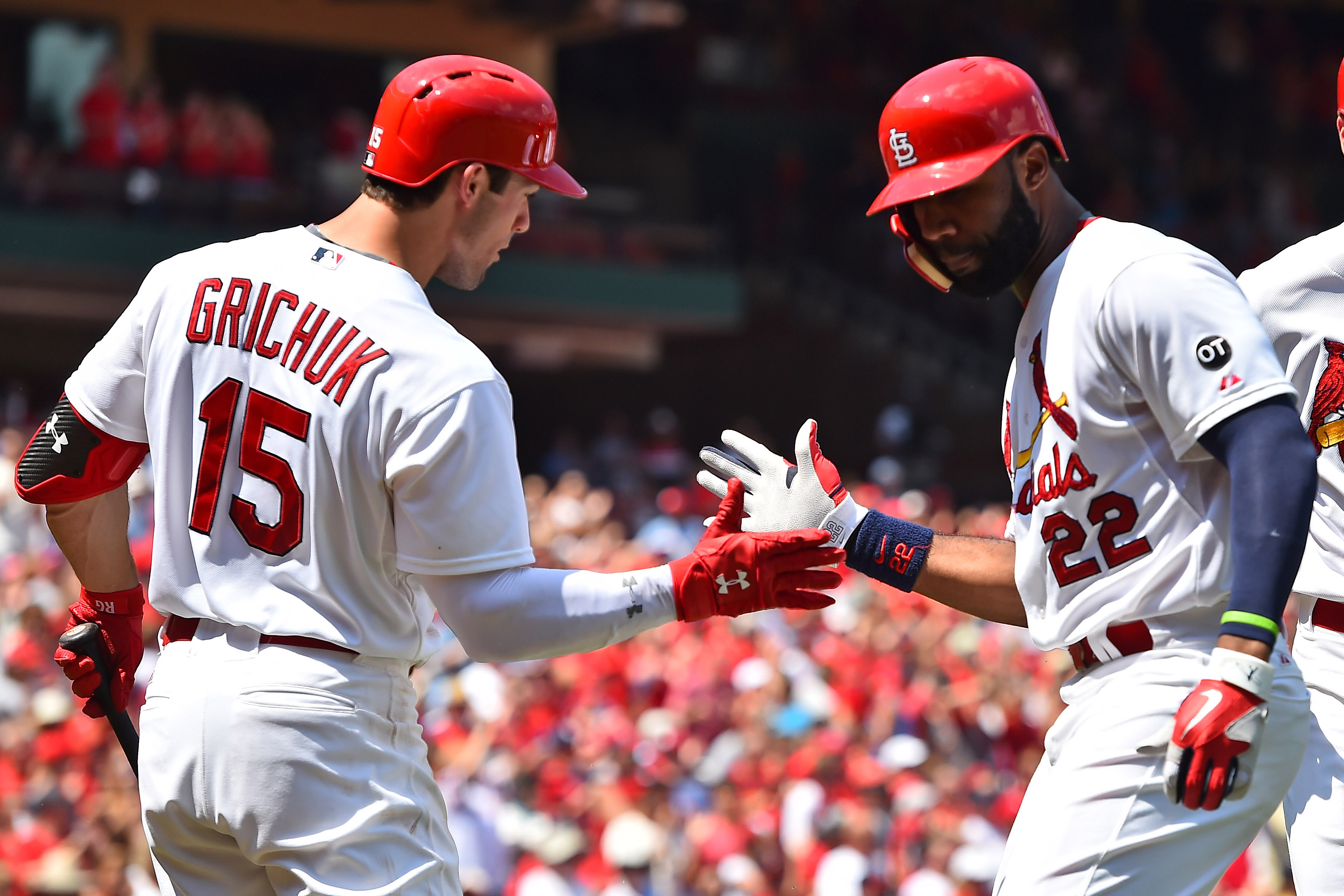 Jason Heyward is gone, but Randall Grichuk leads a strong group of youngsters in St. Louis. How will they do this year?