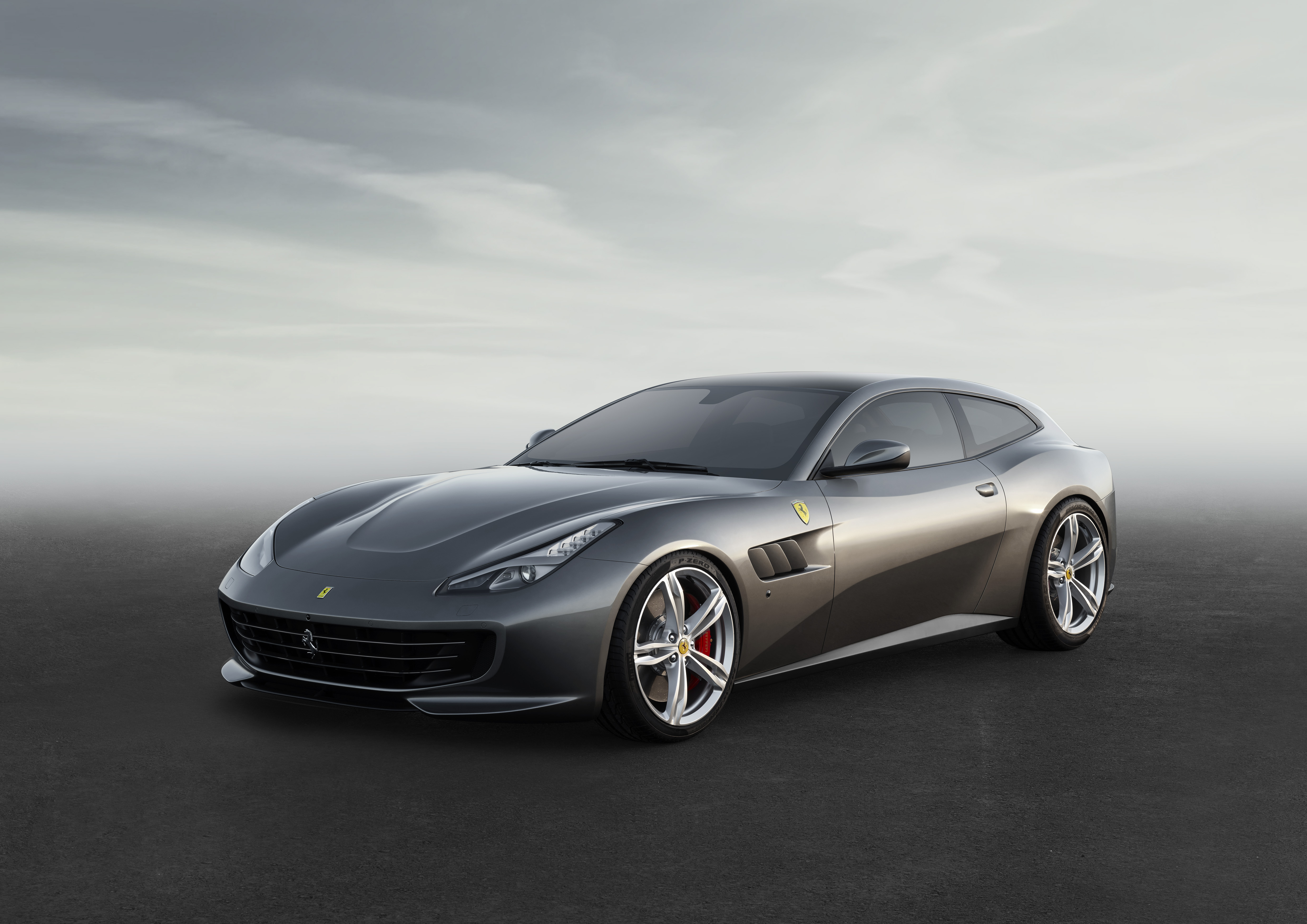 The Closest Thing To A Ferrari Family Car Is Now Gtc4lusso
