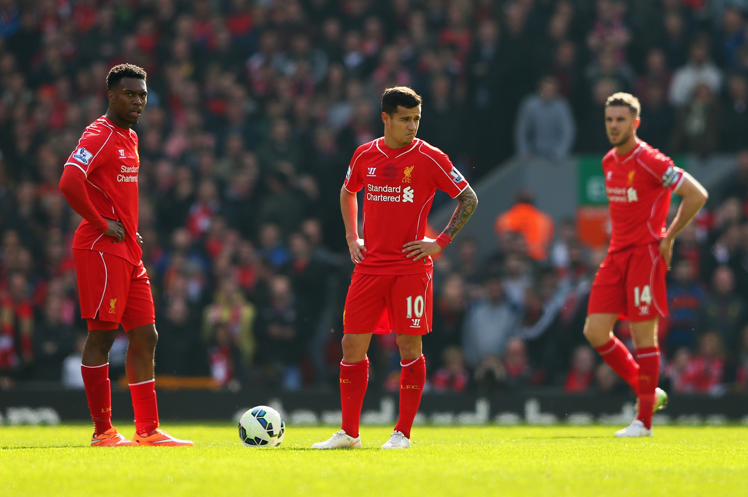 Klopp Wants to Play Sturridge, Coutinho, and Origi Against West Ham in FA Cup Replay