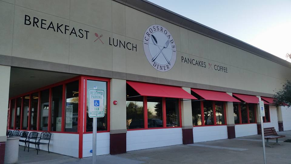 Crossroads Diner is back and better than ever.