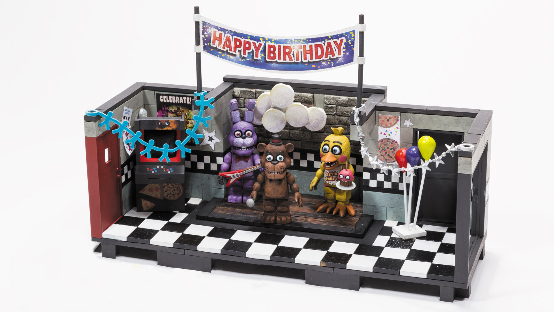 Flipboard Five Nights At Freddy S Play Sets Coming From Mcfarlane Toys