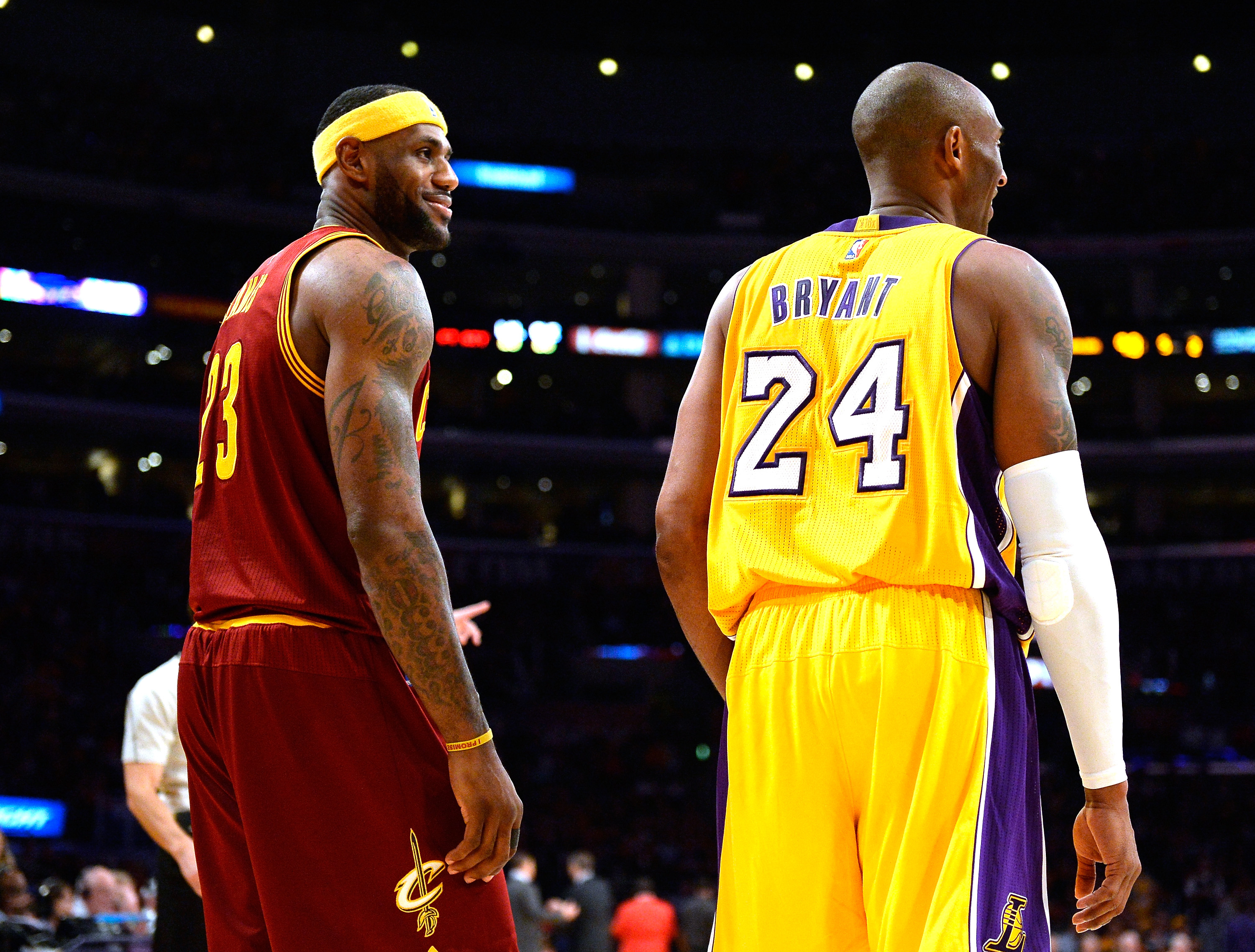 Nine years ago, the Lakers tried to trade Kobe Bryant for LeBron James