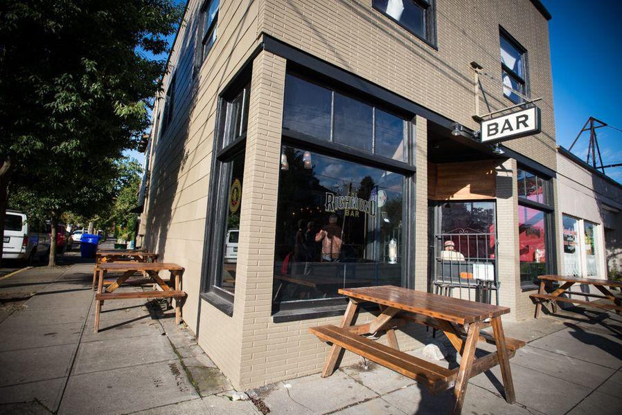 Another Nate Tilden and Martin Schwartz collaboration, The Richmond Bar