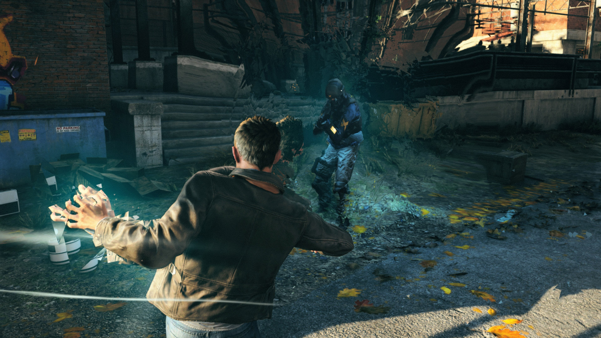 Quantum Break on the Xbox One comes with free PC copy, as well as Alan Wake