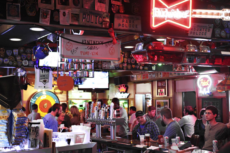 The 1029 Bar & Smack Shack, Minneapolis.