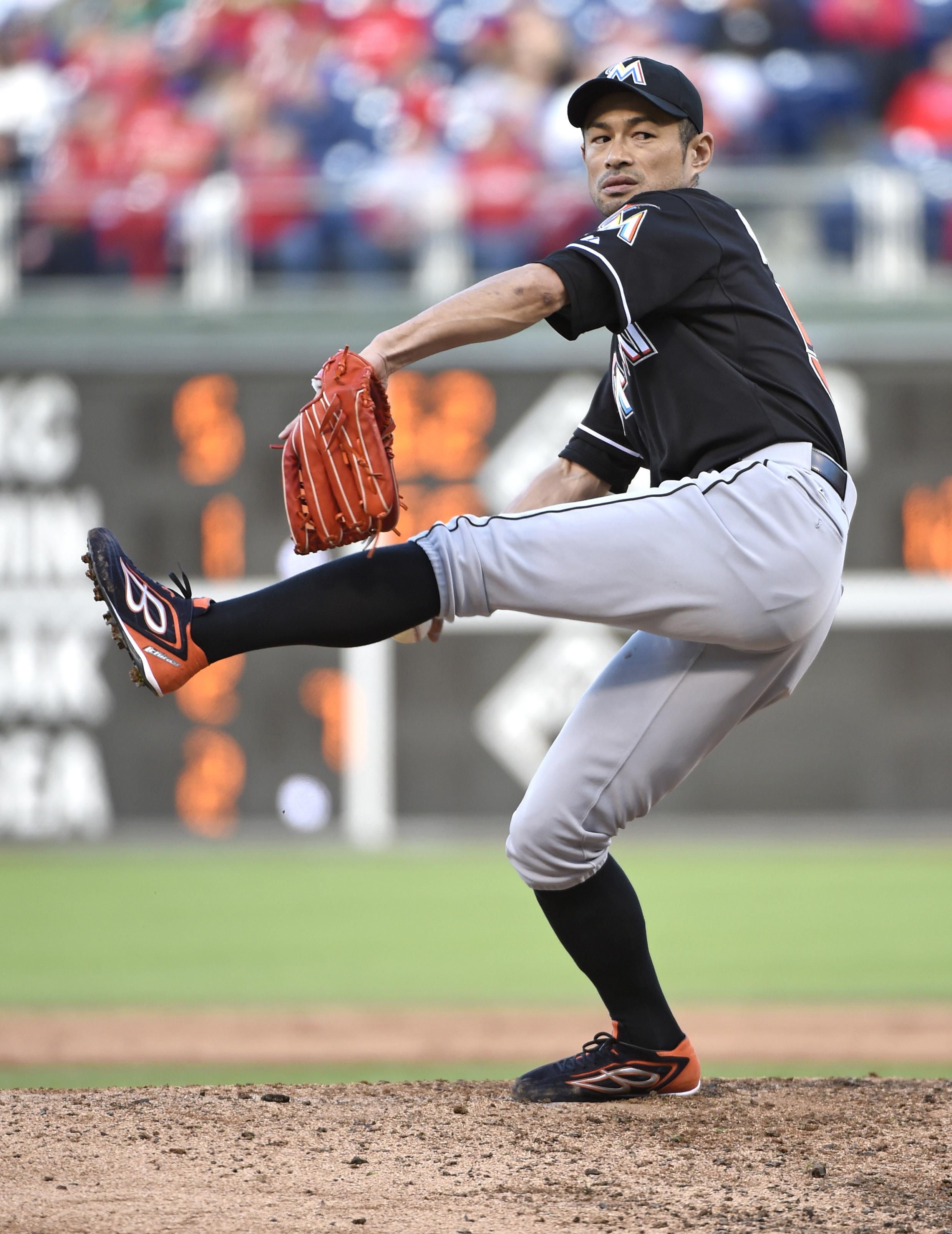 Ichiro Suzuki Home Runs