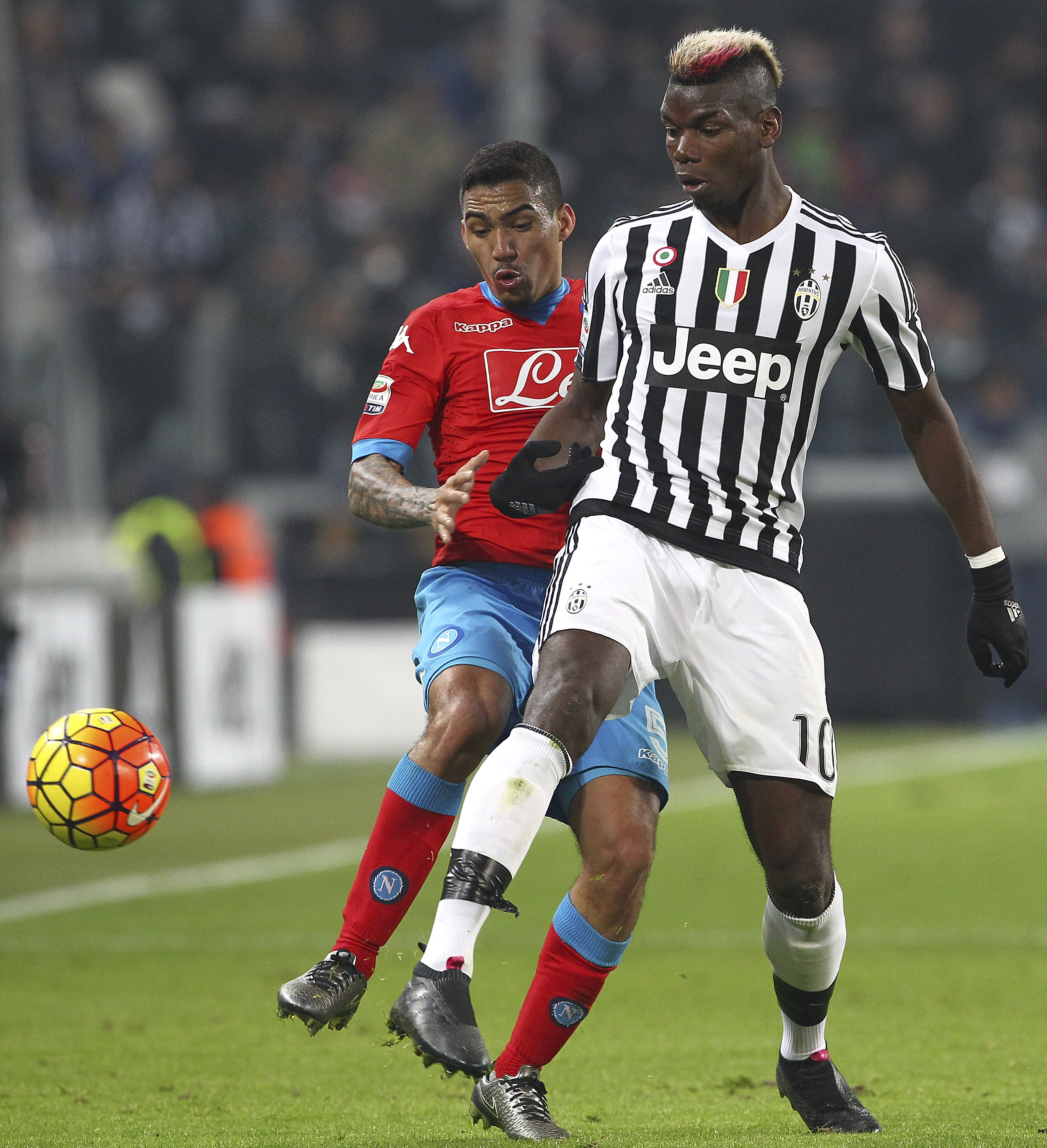 Juventus vs. Napoli, Serie A 2016: Final score 1-0, Juventus strike late and take first place