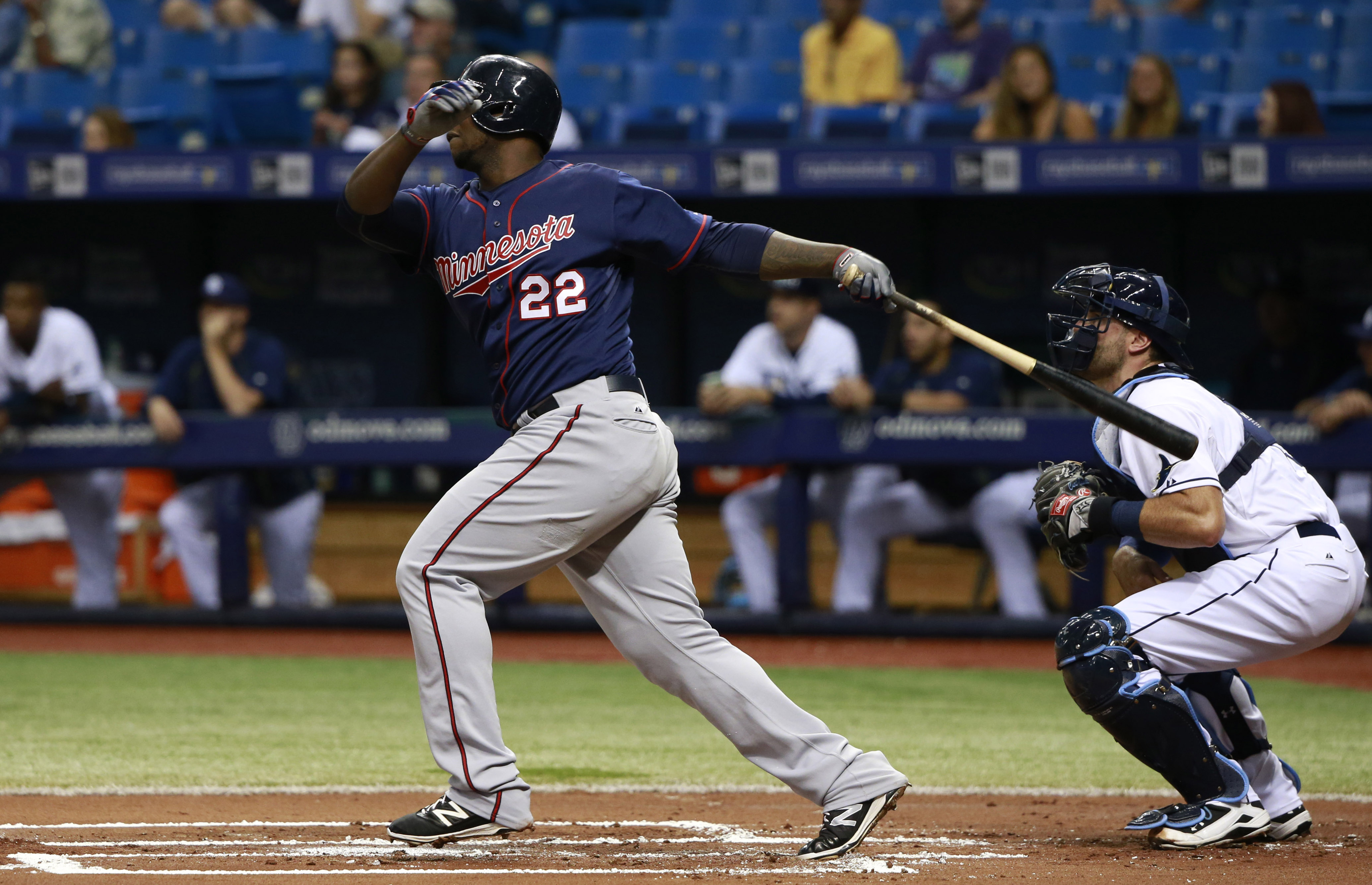 Miguel Sano has many in the Twin Cities excited about 2016. Unfortunately for fantasy owners, he won't have 3B eligibility to start the season.