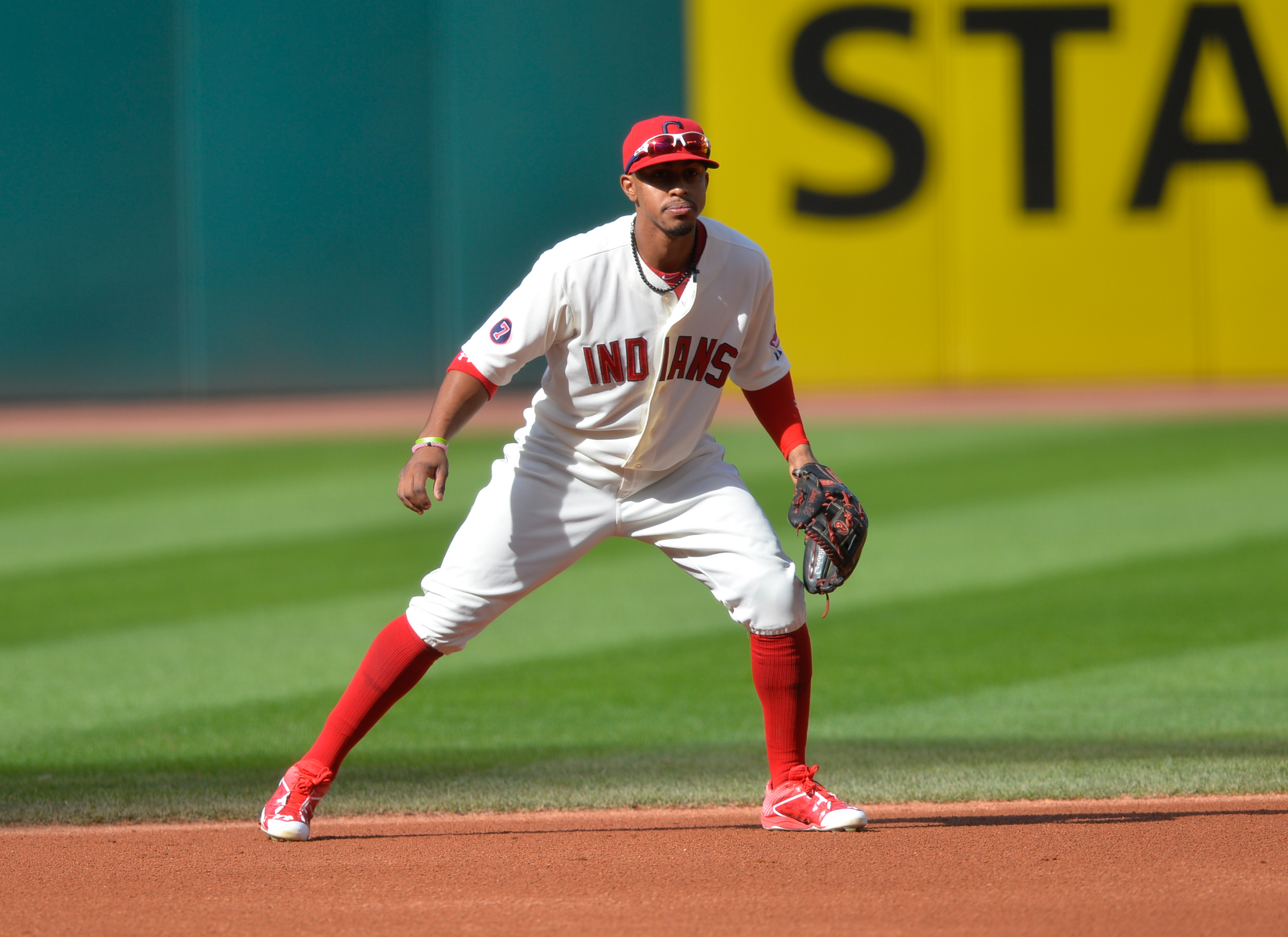 Is Francisco Lindor the top shortstop in the division?