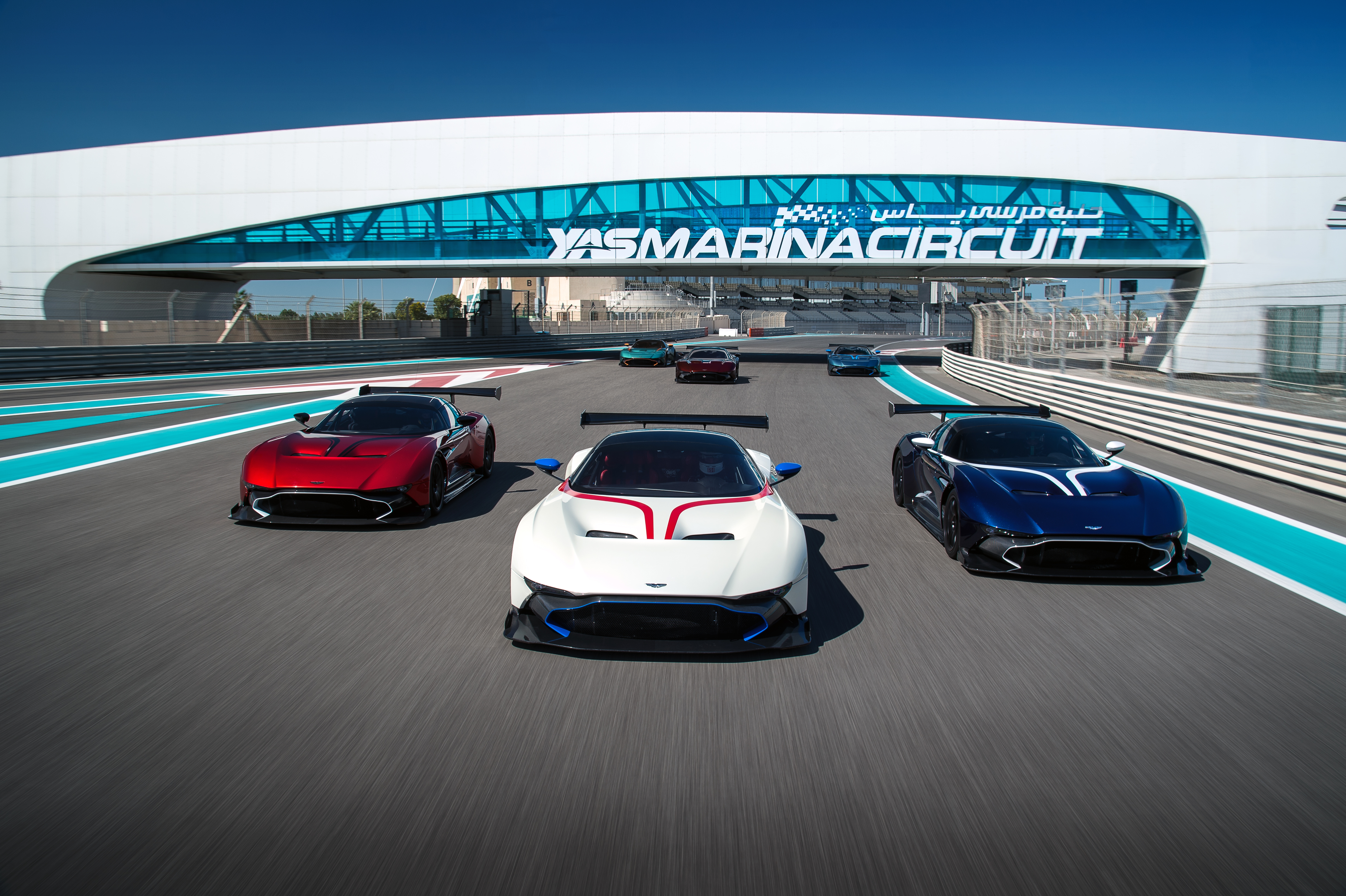 Buy A 2 3 Million Aston Martin Get Lessons On An F1 Track In Abu