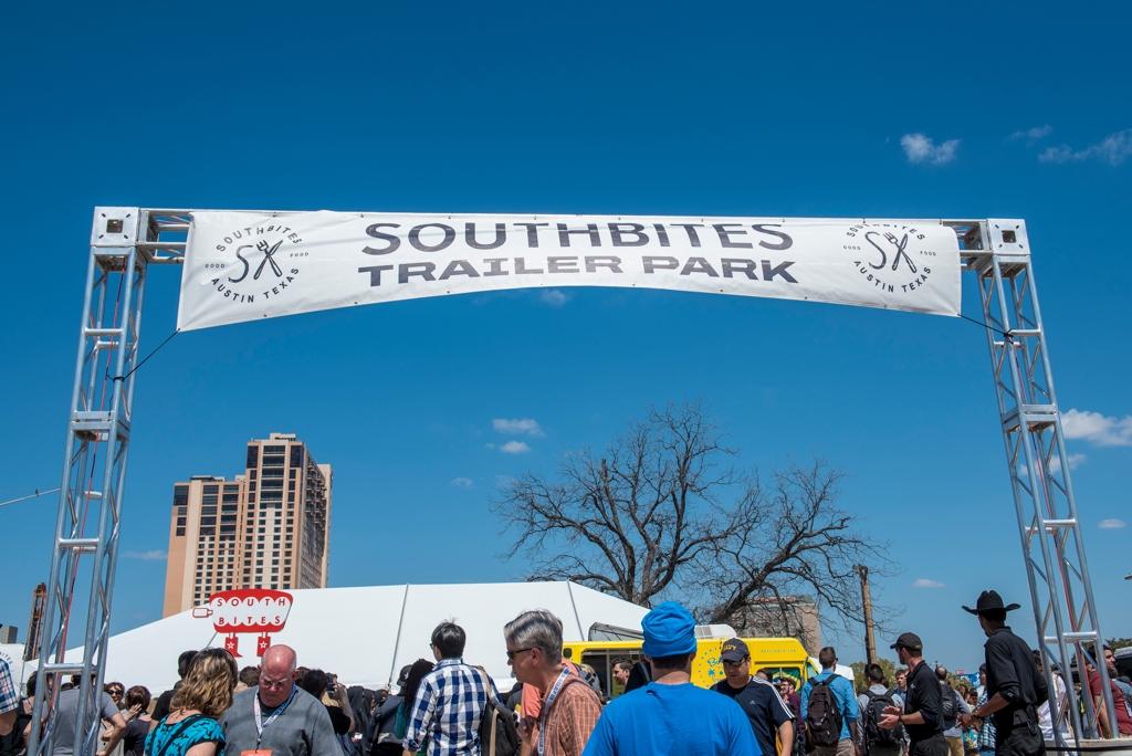 SXSW SouthBites Trailer Park