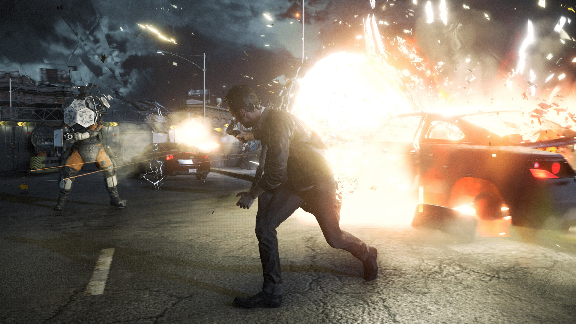 Quantum Break won't be available on Steam