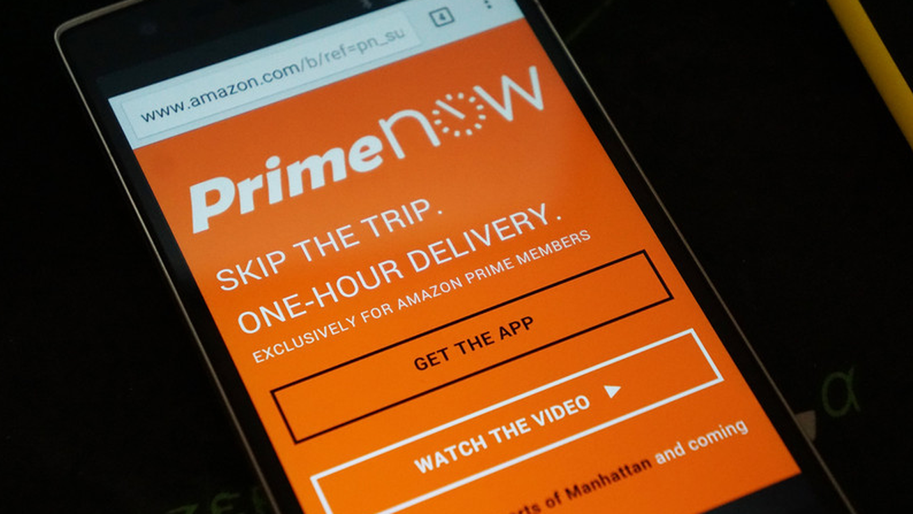 Amazon Announces Free Restaurant Delivery For Prime Now Customers