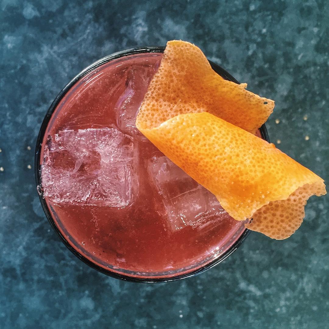 La Luna Rosa at Lone Star Taco Bar