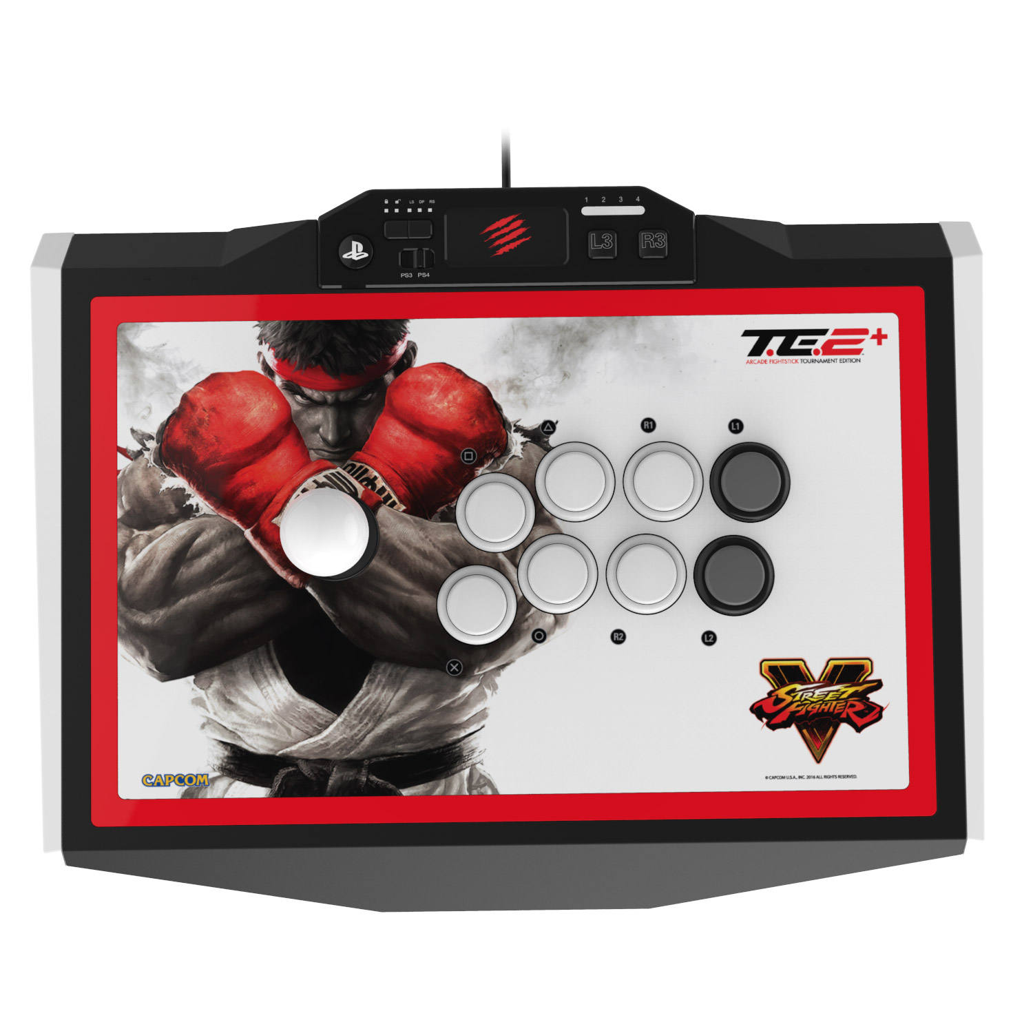 The Street Fighter 5 arcade stick beginner's guide for PC