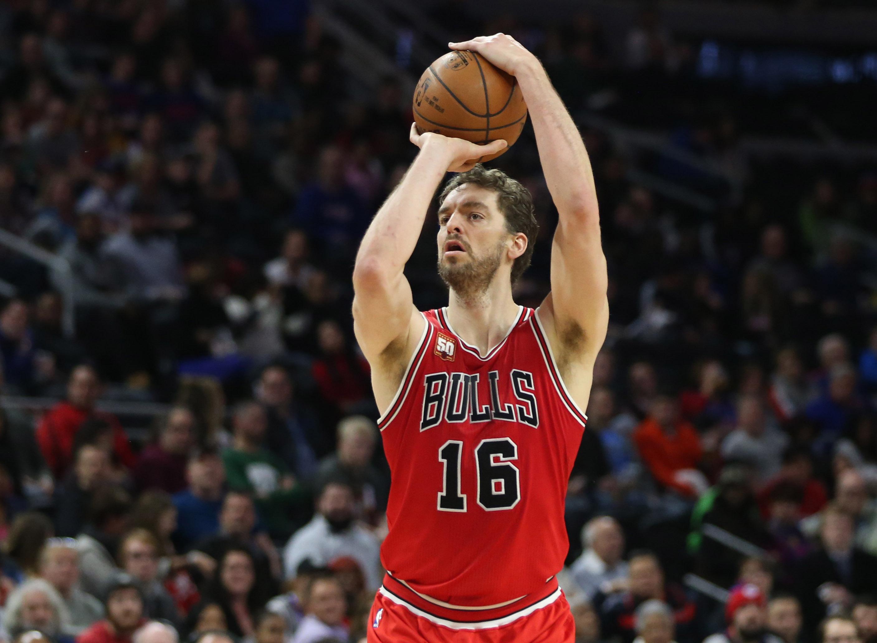 NBA trade rumors 2016: Kings, Bulls have discussed Pau Gasol deal, per report