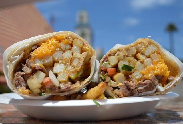 12 Of The Most Epic Breakfast Burritos In San Diego