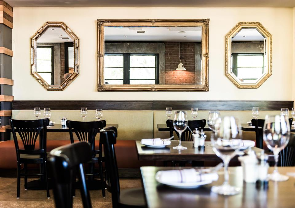 Boulevardier is officially a chef-approved brunch spot.