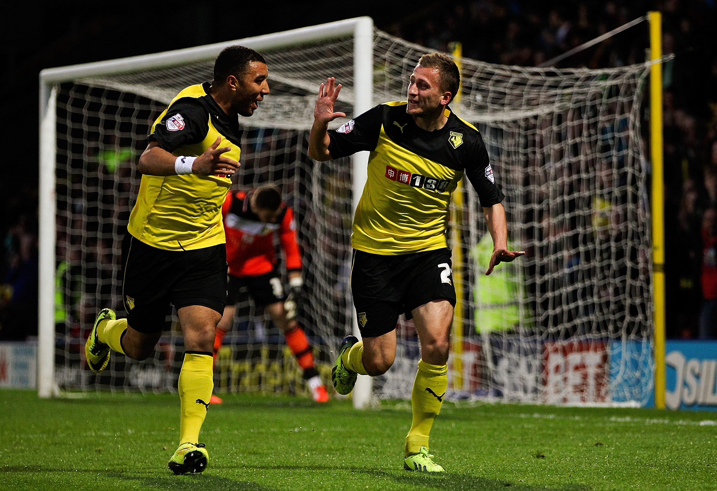 Will Watford celebrate and leave Leeds hanging their heads? Not if Steve Evans can help it.