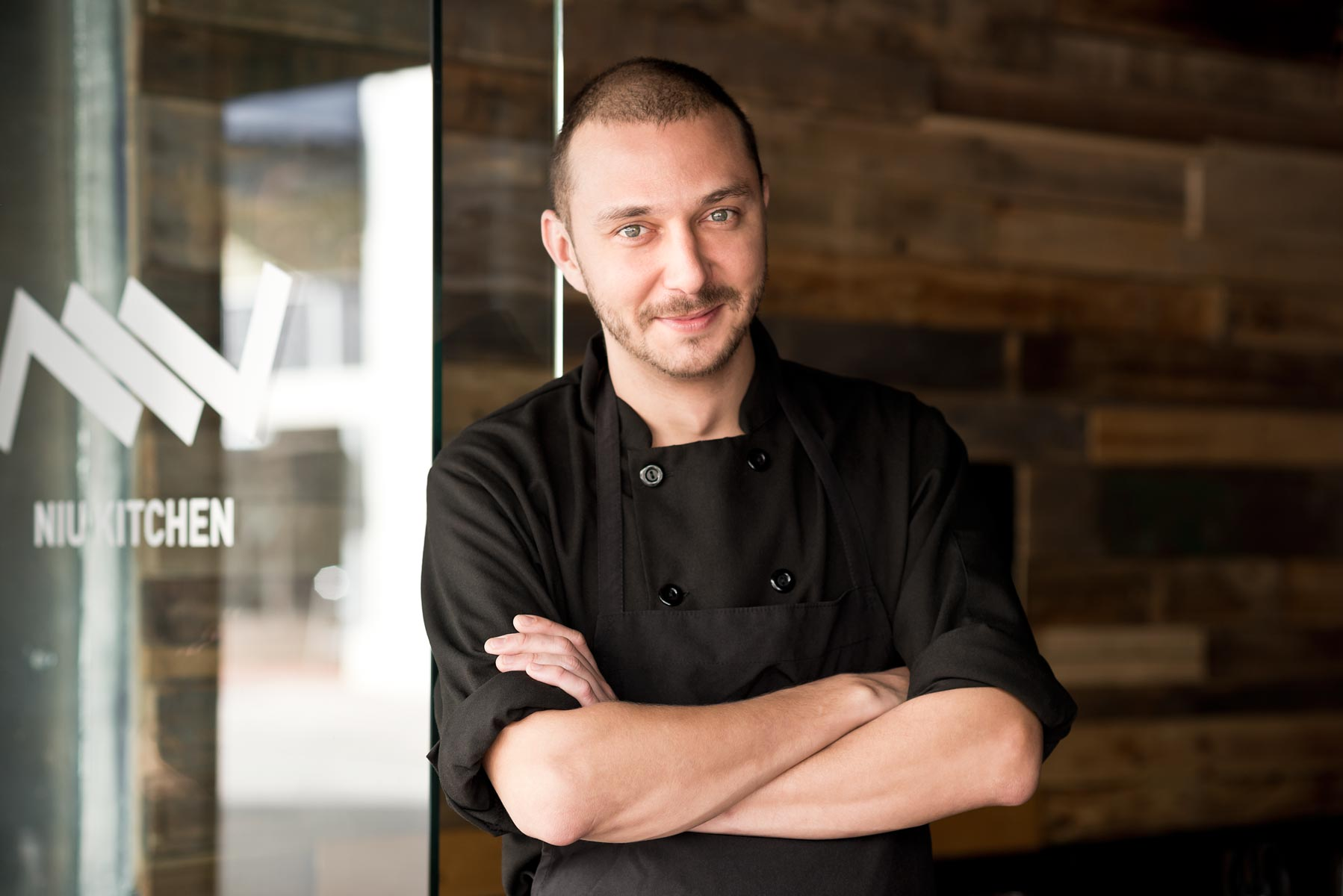 Deme Lomas, voted Miami's most date-worthy chef by Racked readers!