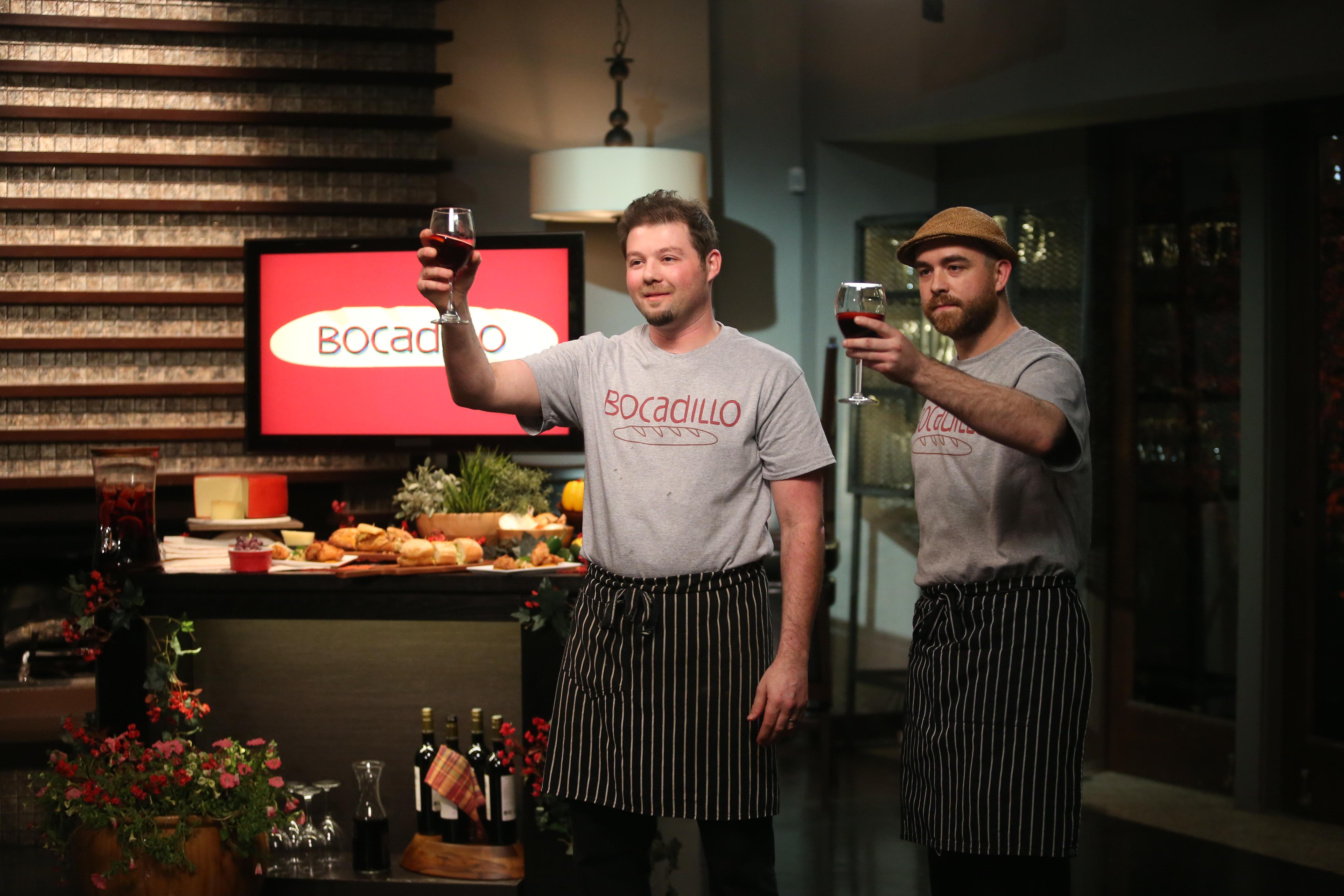 Javier Canteras and Ryan Spragg on Restaurant Startup