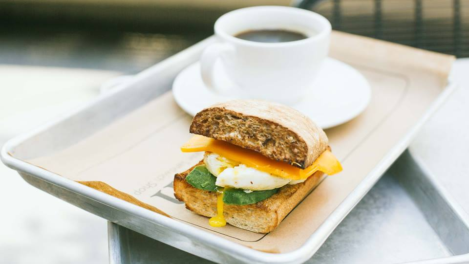 Outstanding Egg Sandwiches in Seattle