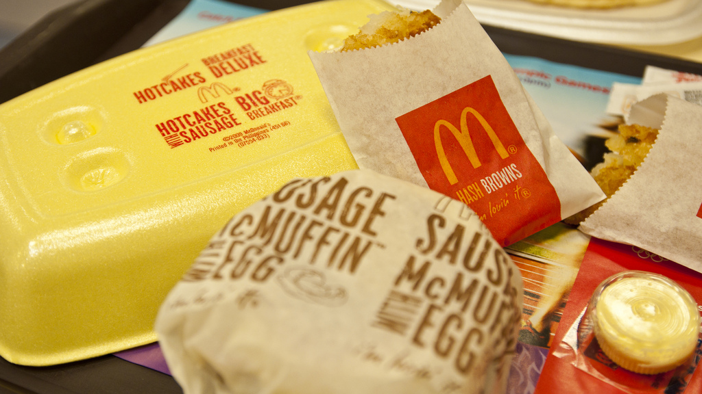 McDonald's All-Day Breakfast Is Taking a Toll on Competitors