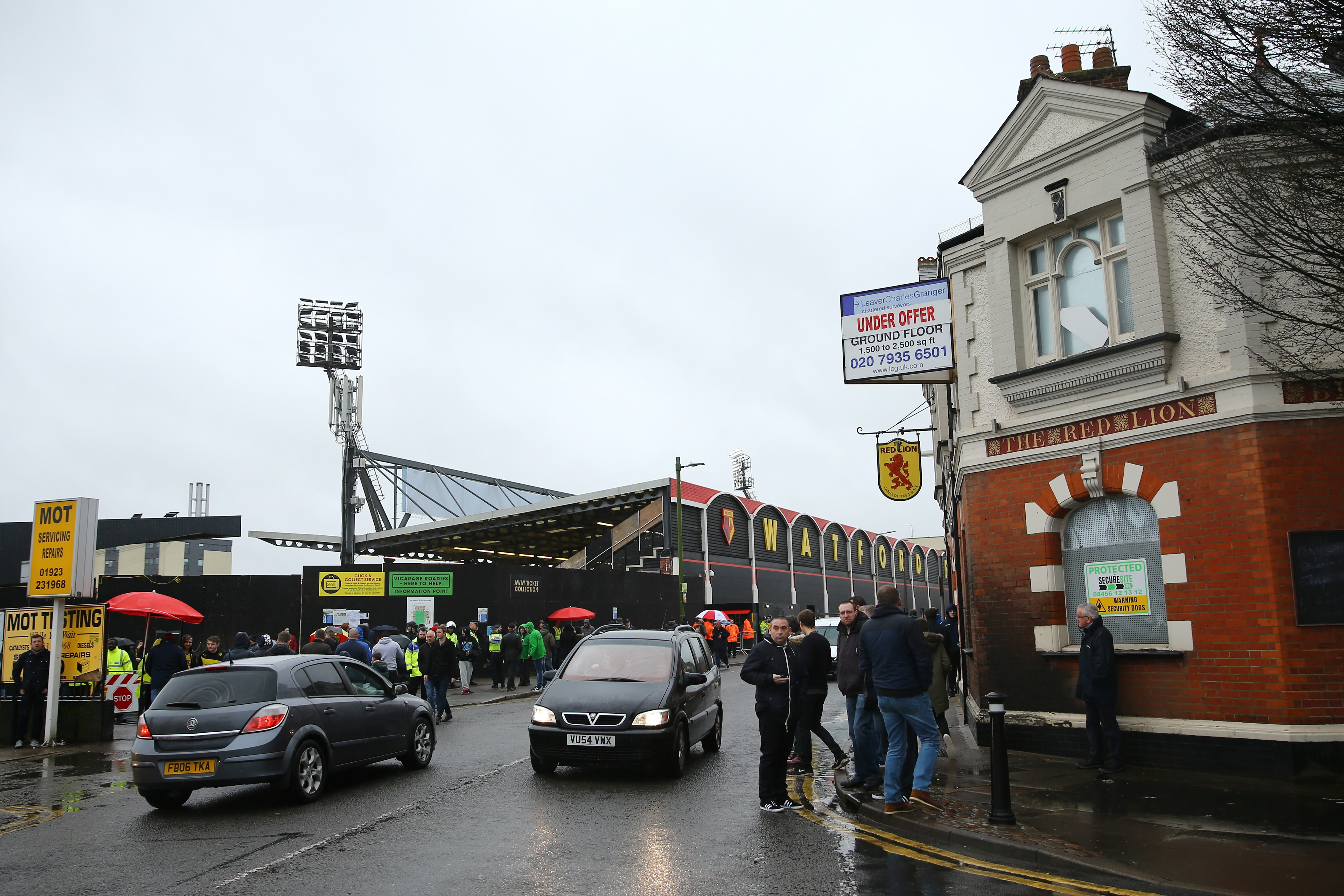 Coming to you live from Vicarage Road... well, kind of: your TIAT gamethread.