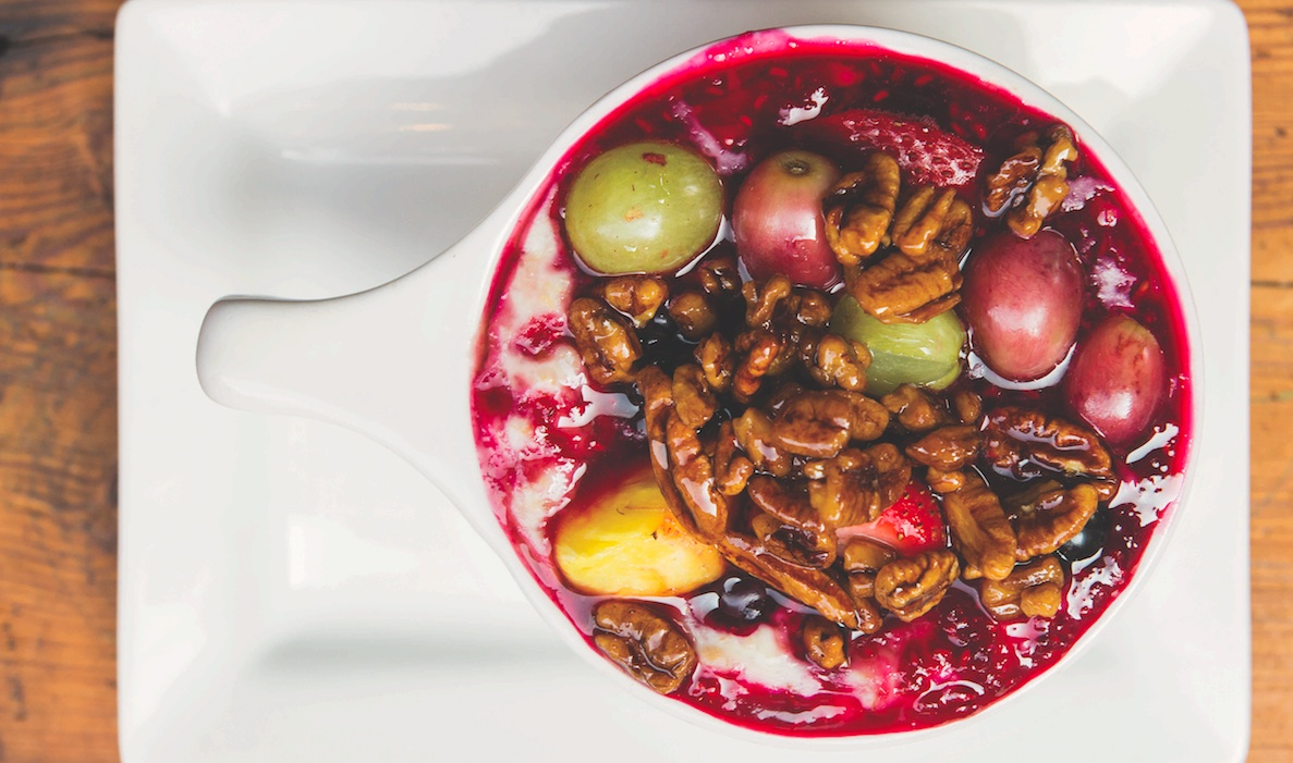 Recipe: Hearty Baked Oatmeal to Get You Through the Final Days of Winter
